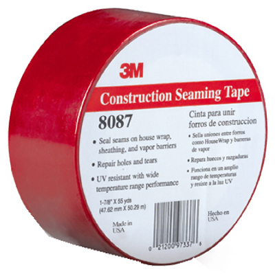1-7/8x55 RED Seam Tape