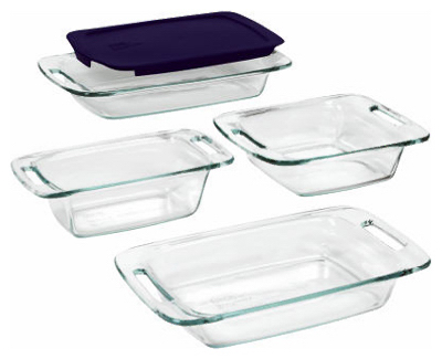 Pyrex 5PC Bake Set