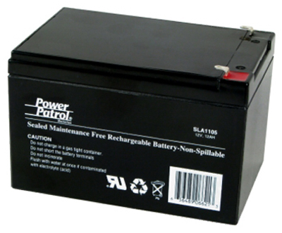 12A Lead Acid Battery