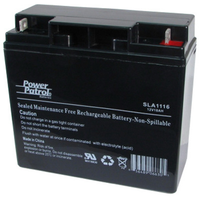 18A Lead Acid Battery