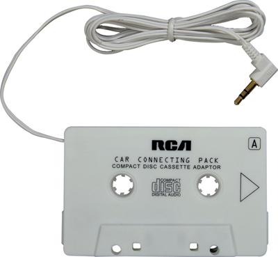 MP3 CD Cassette Adapter - Woods Hardware