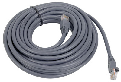25' Cat6 250Mhz Cable - Woods Hardware