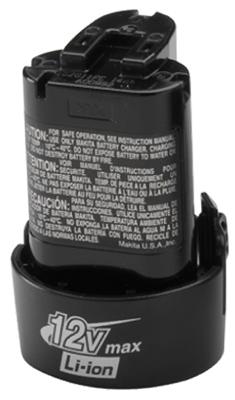 12V Max Li-Ion Battery