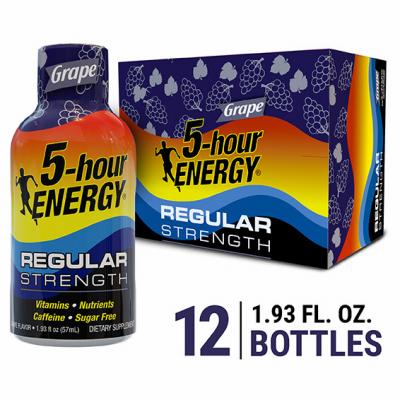 2OZ Grape 5HR Energy