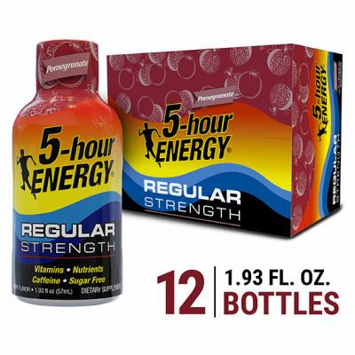2OZ Pomegran 5HR Energy