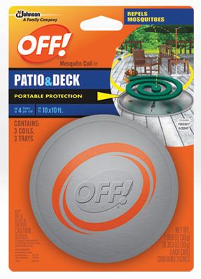 Mosquito Coil Starter - Woods Hardware
