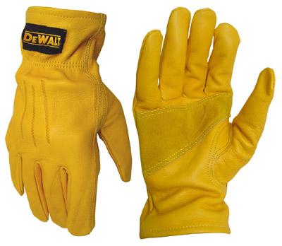 XL LTHR Driver Glove