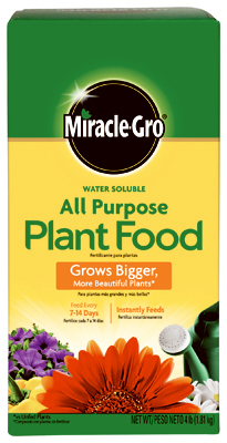 MG 4LB AP Plant Food - Woods Hardware