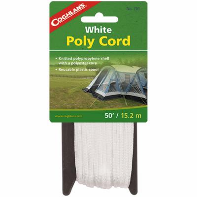 1/4x50 WHT Nyl Cord