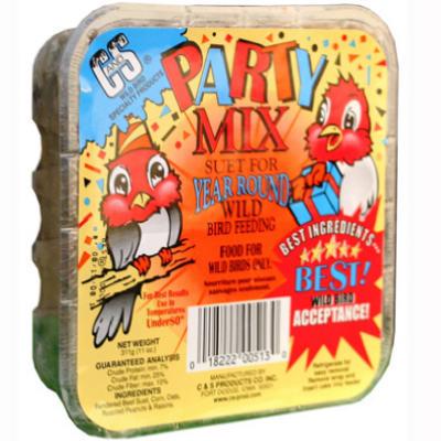 11OZ Party Mix SuetCake