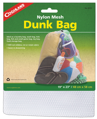 19x23 Nyl Mesh Dunk Bag