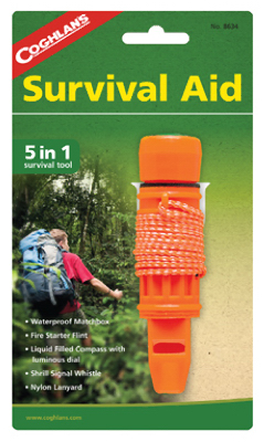 5 In 1 Survival Aid