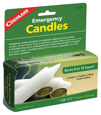2PK 1-1/2x5 Emer Candle