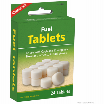 24PK Fuel Tablet