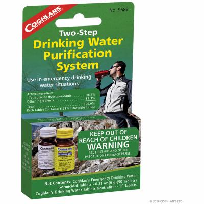 Drink WTR Treatment Kit