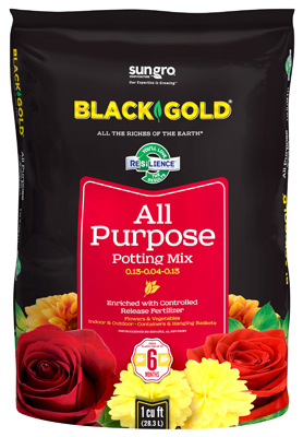 8QT AP Potting Soil - Woods Hardware