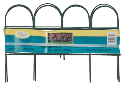10x10 GRN Arch Fence