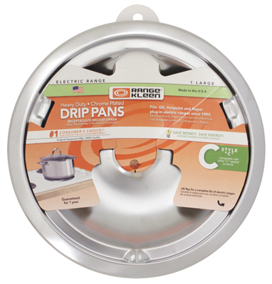 "6"" CHR C Drip Pan"