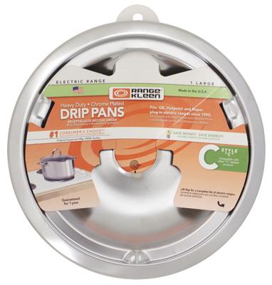 "8"" CHR C Drip Pan"