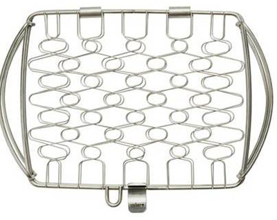 SS SM Grill Basket - Woods Hardware