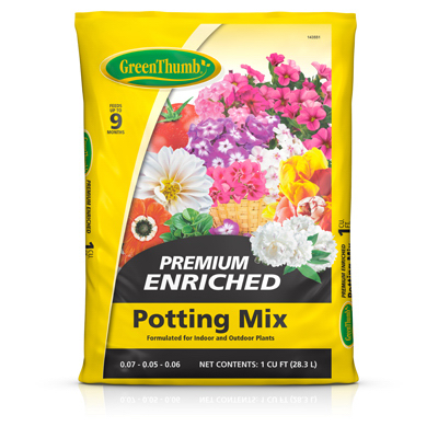 GT CUFT Potting Soil - Woods Hardware