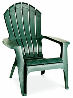 HGRN Adirondack Chair - Woods Hardware
