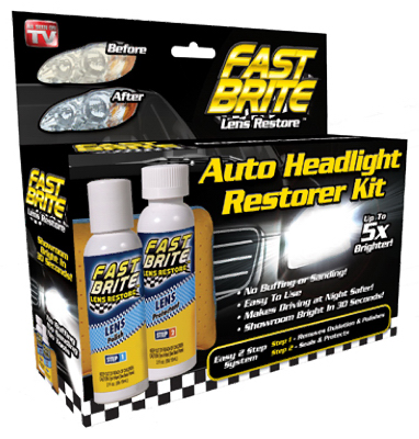 Fast Brite Lens Cleaner
