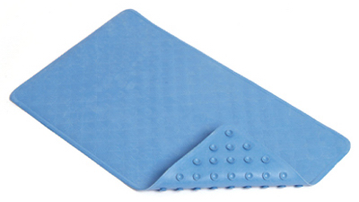 16x28 BLU Shel Bath Mat