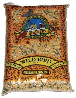 10LB Wild Bird Food Mix