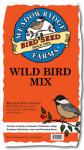 JRK SEED & TURF SUPPLY B202240 40 LB, Wild Bird Food Mix.<br>Made in: US