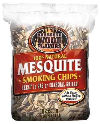 2LB Mesquite WD Chips