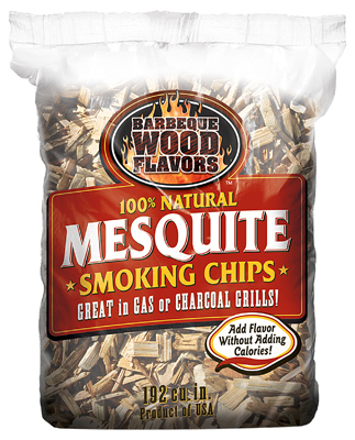 2LB Mesquite WD Chips - Woods Hardware