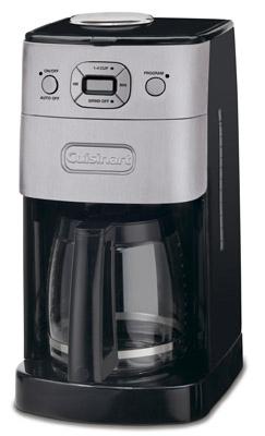 12C BRSHMTL Coffeemaker