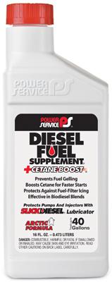 16OZ Diesel Supplement