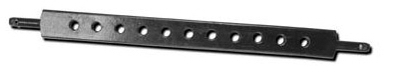 BLK Cat2 11Hole Drawbar