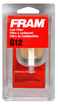 Fram G12CS Gas Filter