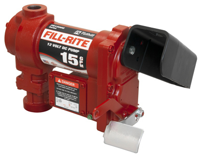12V 15GPM FillRite Pump