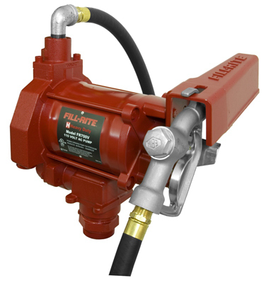 115V HD Fill Rite Pump