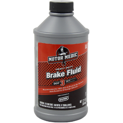 12OZ HD Brake Fluid