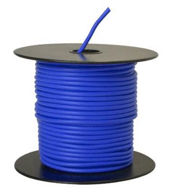 100 BLU 14GA Prim Wire