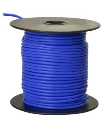100 BLU 16GA Prim Wire