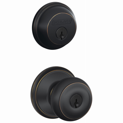 BRZ Entry Deadbolt Lock