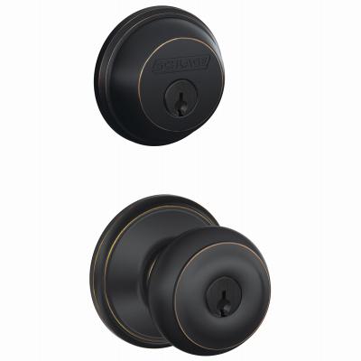 BRZ Entry Deadbolt Lock