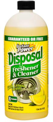 1L Lemon Dispos Cleaner - Woods Hardware