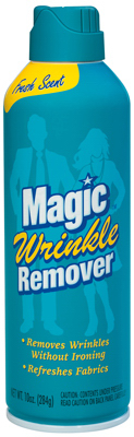 10OZ Wrinkle Remover - Woods Hardware