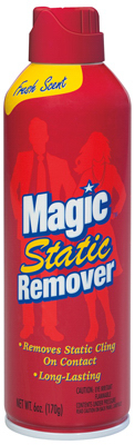 6OZ Static Remover - Woods Hardware