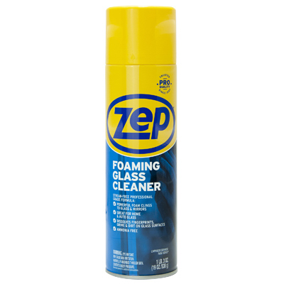 19OZ Zep Glass Cleaner