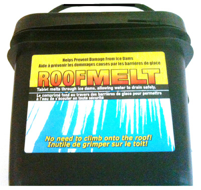 60CT Roof Melt Tablet