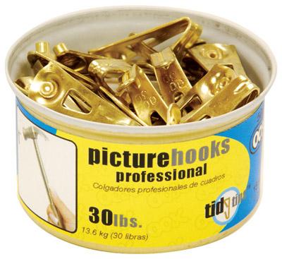 15PC 30LB Picture Hook
