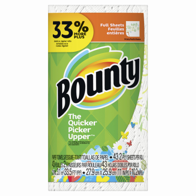 Bounty Home Decor Towel